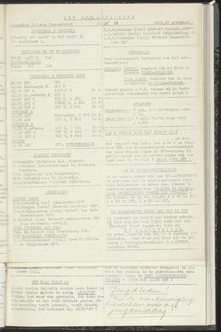 Bulletins (vnl. opstellingen) 1956-11-27