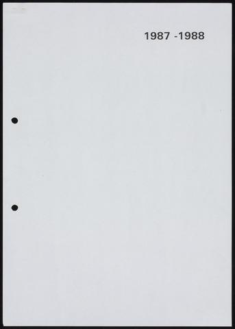 Jaarverslagen 1988-06-01