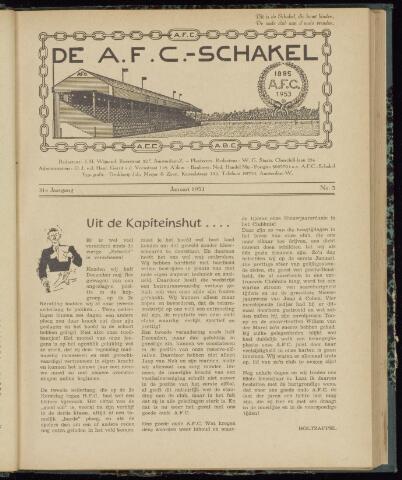 Schakels (clubbladen) 1953