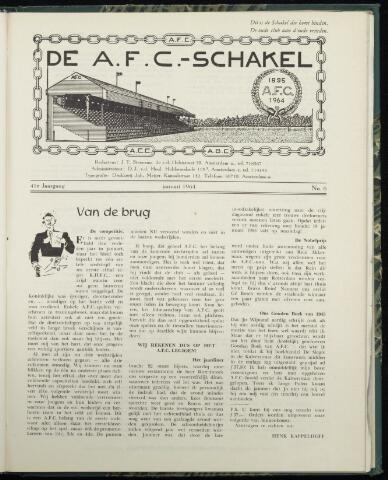 Schakels (clubbladen) 1964-01-01