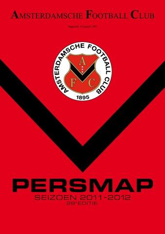 Persmappen 2011