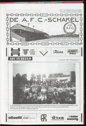 Schakels (clubbladen) 1989-11-01