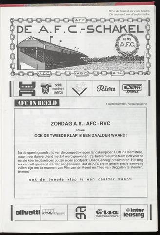 Schakels (clubbladen) 1989-09-06