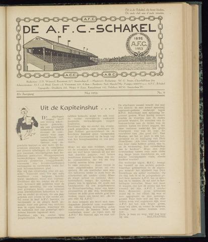 Schakels (clubbladen) 1953-05-01