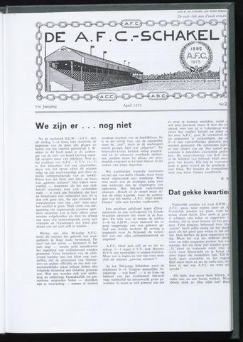 Schakels (clubbladen) 1975-04-01