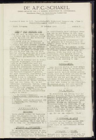 Schakels (clubbladen) 1943-10-28