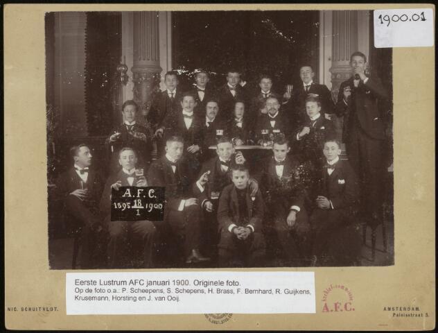 Foto's 1900