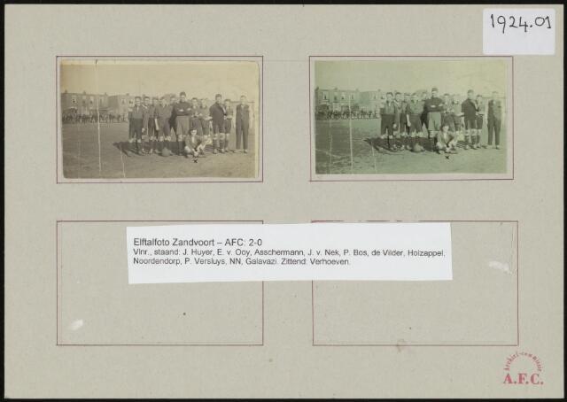Foto's 1924