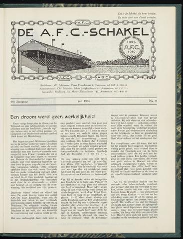 Schakels (clubbladen) 1969-07-01