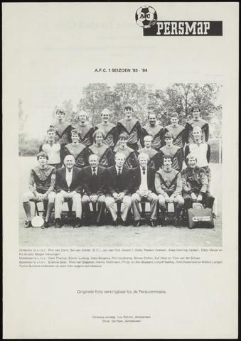 Persmappen 1983-09-01