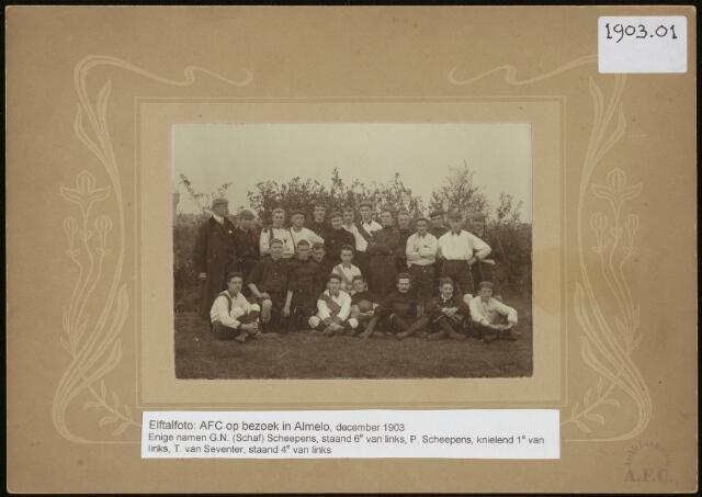 Foto's 1903