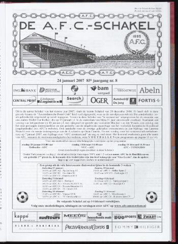 Schakels (clubbladen) 2007