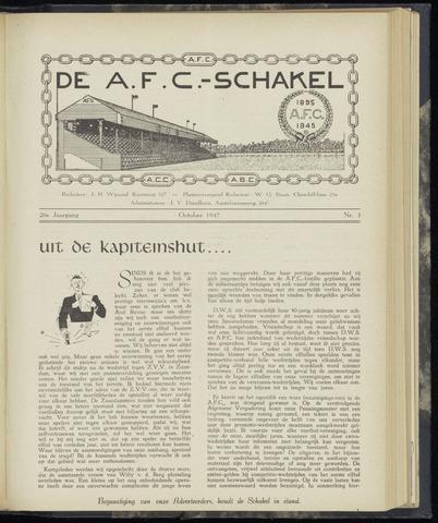Schakels (clubbladen) 1947-10-01