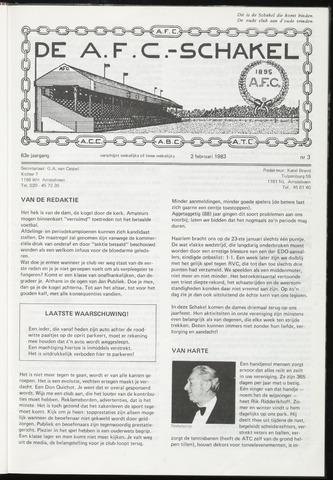 Schakels (clubbladen) 1983-02-02