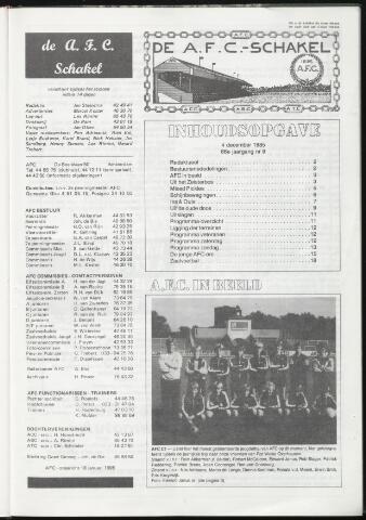 Schakels (clubbladen) 1985-12-04