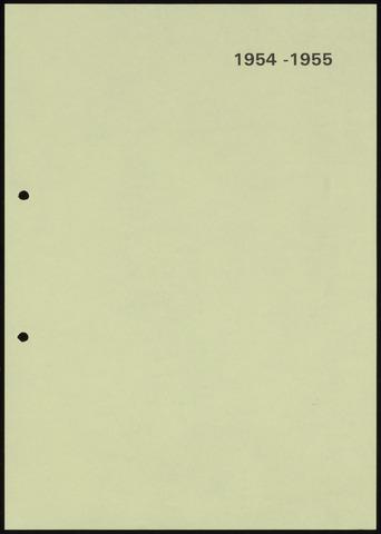 Jaarverslagen 1955-06-01