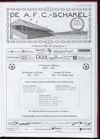 Schakels (clubbladen) 2008-02-13