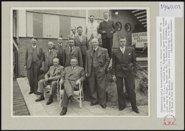 Foto's 1940