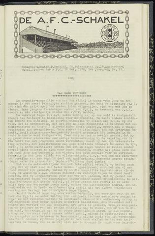 Schakels (clubbladen) 1938-05-12