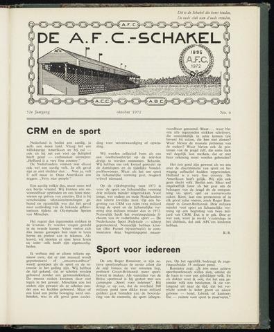Schakels (clubbladen) 1972-10-01