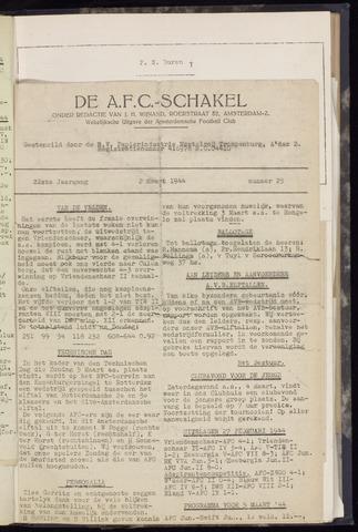 Schakels (clubbladen) 1944-03-02