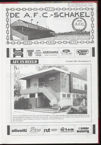 Schakels (clubbladen) 1988-10-12