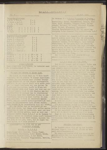 Bulletins (vnl. opstellingen) 1946-07-11