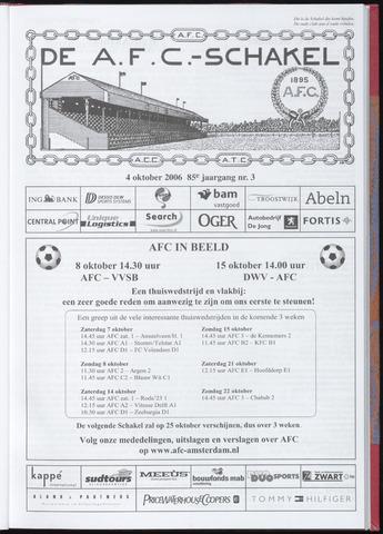 Schakels (clubbladen) 2006-10-04