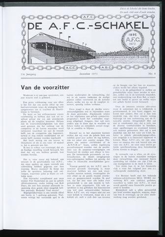 Schakels (clubbladen) 1973-11-06