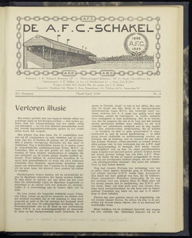 Schakels (clubbladen) 1949-03-01