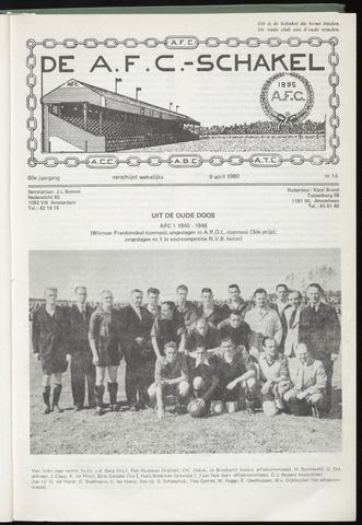Schakels (clubbladen) 1980-04-09