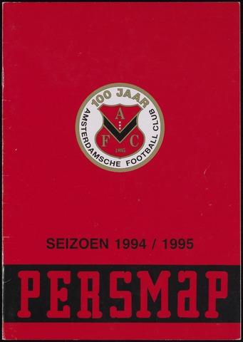 Persmappen 1994-09-01