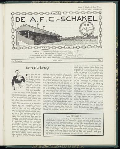 Schakels (clubbladen) 1966-03-01
