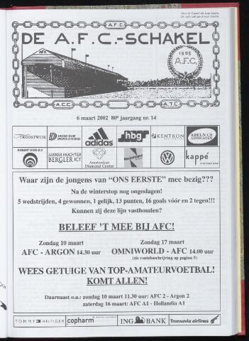 Schakels (clubbladen) 2002-03-06