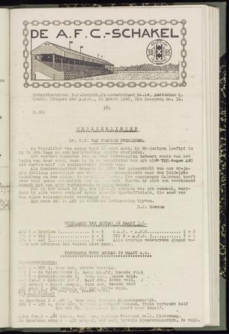 Schakels (clubbladen) 1942-03-26