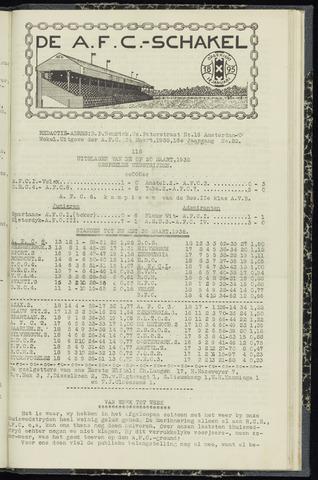 Schakels (clubbladen) 1938-03-24