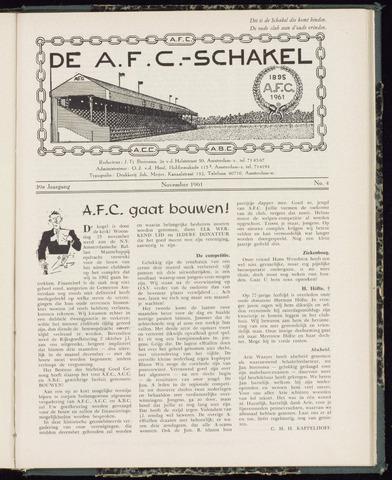 Schakels (clubbladen) 1961-11-01