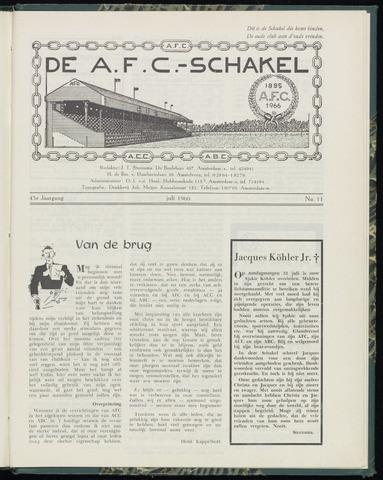Schakels (clubbladen) 1966-07-01