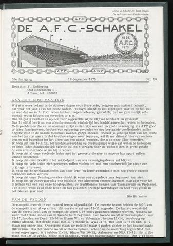 Schakels (clubbladen) 1975-12-16