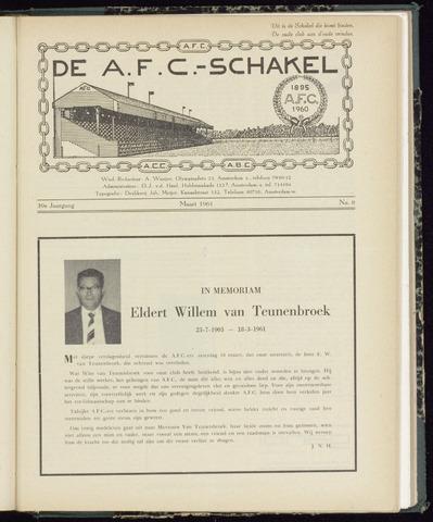Schakels (clubbladen) 1961-03-01