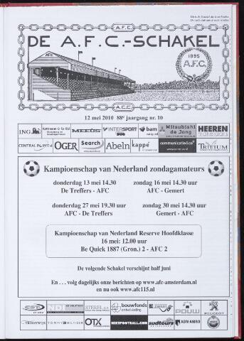 Schakels (clubbladen) 2010-05-12