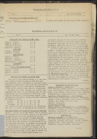 Bulletins (vnl. opstellingen) 1946-05-23