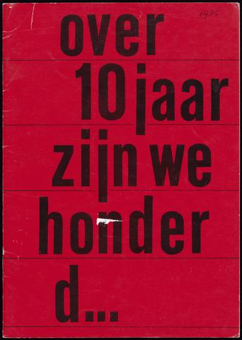 Jubileumboeken 1985-01-01