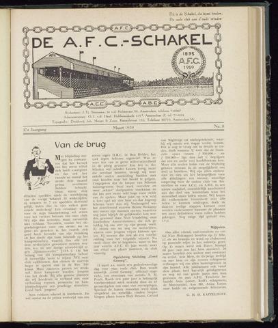 Schakels (clubbladen) 1959-03-01