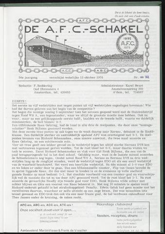 Schakels (clubbladen) 1976-10-13