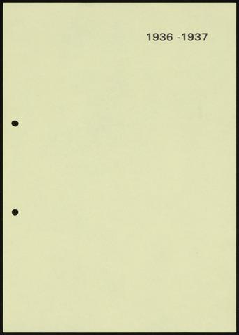 Jaarverslagen 1937-06-01