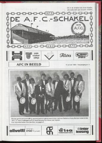 Schakels (clubbladen) 1990