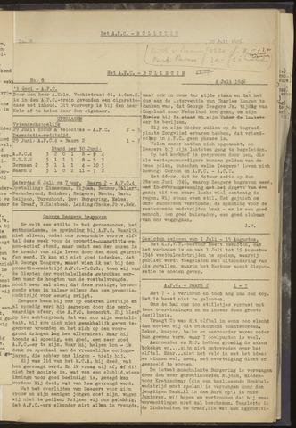 Bulletins (vnl. opstellingen) 1946-07-04