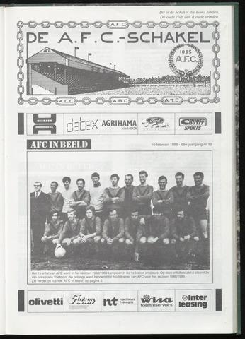 Schakels (clubbladen) 1988-02-10