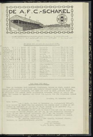Schakels (clubbladen) 1937-12-16